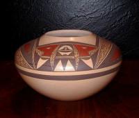 Pottery Hopi Steve Lucus PH509