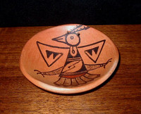 Pottery Hopi Violet Huma PH32
