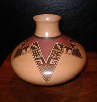 Pottery Hopi Fawn Navasie PH128 SOLD