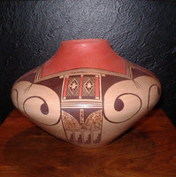 Pottery Hopi Clinton Polacca Nampeyo