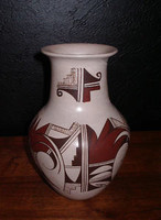 Pottery Hopi Joy Navasie AKA Frogwoman PH115 SOLD