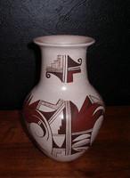 Pottery Hopi Joy Navasie AKA Frogwoman PH115 SOLD