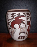Pottery Hopi Pam Navasie SOLD