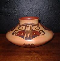 Pottery Hopi Charles Navasie
