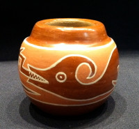 Pottery Santa Clara Belin Tapia SOLD