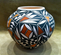 Pottery Acoma Theresa Salvador PATS9 SOLD