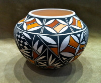 Pottery Acoma Theresa Salvador PATS7 SOLD