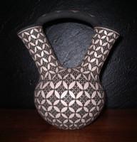 Pottery Acoma Paula Estevan Sold PAPE2