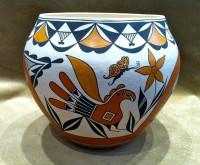 Pottery Acoma Myron R. Garcia_4 SOLD