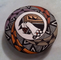 Pottery Acoma Diane Lewis Garcia SOLD