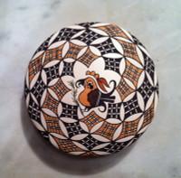 Pottery Acoma Diane Lewis Garcia PADLG77