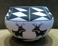 Pottery Acoma C. Garcia SOLD