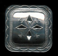 Navajo Sterling Silver Ring Tray