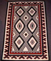 Navajo Indian Rug Teec Nos Pos1