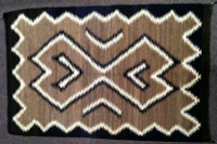 Navajo Indian Rug General Area 1930's