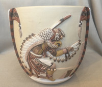 Pottery Navajo Harrison Jim N2 SOLD