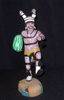 Kachina A.L. Sahmie Hano Clown Watermelon 9 SOLD