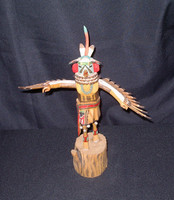 Kachina Myron Phillips SOLD