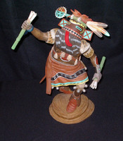 Kachina  David Roy Hilili SOLD