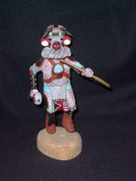 Kachina A.L. Sahmie White Bear 2