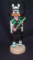 Kachina A.L. Sahmie Crow Mother SOLD
