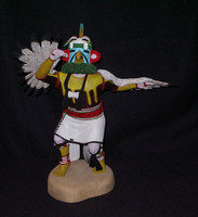 Kachina A.L. Sahmie Eagle SOLD