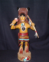 Kachina R. Lanza Buffalo Dancer