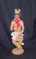 Kachina  Lowell Talashoma Cross Legged