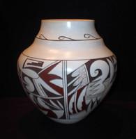 Pottery Hopi Joy Navasie AKA Frogwoman H6