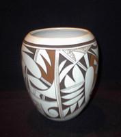 Pottery Hopi Joy Navasie AKA Frogwoman