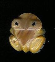 Zuni Frog Fetish Marilyn Quam F271 SOLD