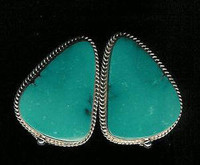 KRS Turquoise Earrings SEE BOLOS