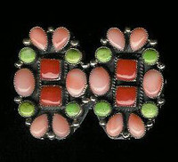 Don Lucas Multi-Color Earrings DLMCER11 SOLD