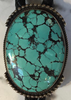 BOLO TIES NAVAJO TURQUOISE_1 SOLD