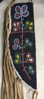 Native American Indian Woodland Style Knife Sheath
