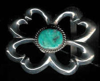 BELT BUCKLES*NAVAJO*SILVER*TURQUOISE*SANDCAST*9 SOLD