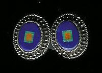 Benny & Valorie Aldrich Jewelry Earrings SOLD