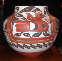 Pottery Acoma Barbara & Joseph Cerno