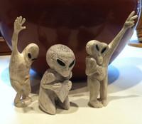 Zuni Alien Extraterrestrials Fetish Family Esteban Najera ZAEF1