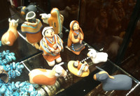 MARY LUCERO STORYTELLER NATIVITY SET DUPLICATE