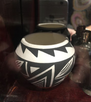 Pottery Acoma Debbie Brown PADB9