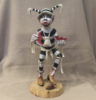 KACHINA CLARENCE CLEVELAND KOSHARI CLOWN SOLD