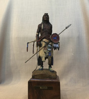 "BRONZE Jack Muir ""Blood""_2 SOLD"