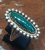 Accessories to match your pendant! Sold separately Ring size 7,  $210.