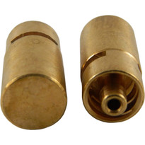 "Slotted Brass MLL Blank .875"" Long (Individual)"