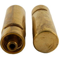 "Slotted Brass MLL Blank 1.25"" Long (Individual)"