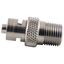 MLL to 1/8-27 NPT (Stainless Steel) (Individual)