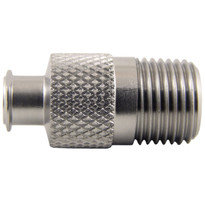 FLL to 1/8-27 NPT (Stainless Steel) (Individual)