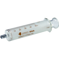 Dissolved Gas Analysis 50mL in 2mL, Lock Tip (Individual)