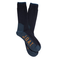 Jack Of All Trades Men's PK1 Warm Wool socks for outdoor, work and play - Navy